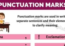 Punctuation Marks