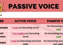 Passive Voice: Definition, Examples of Active and Passive Voice 3