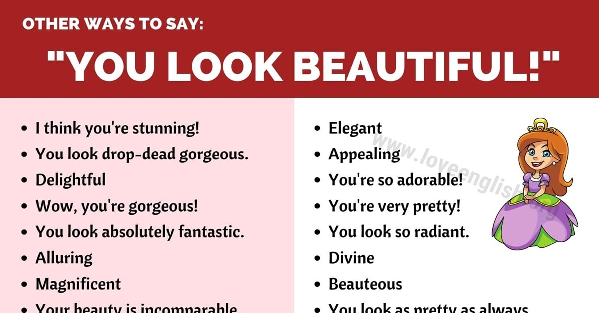 Look beautiful you more 7 Tips